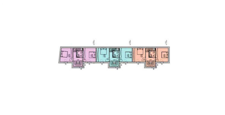 OBERGESCHOSS - Reihenhäuser