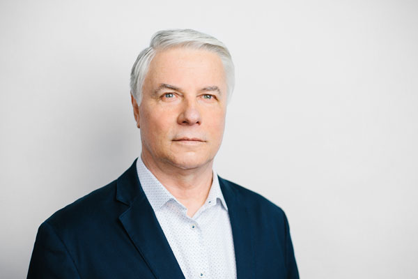 Waldemar Stepka - Technischer Direktor